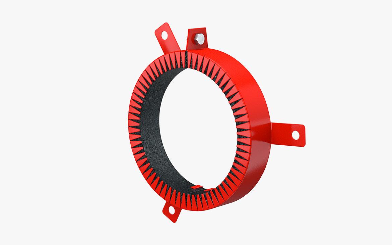KBS® Pipe Seal SN: Verfügbar in 8 Größen, anwendbar für jeden Rohrdurchmesser von DN 32 – DN 160