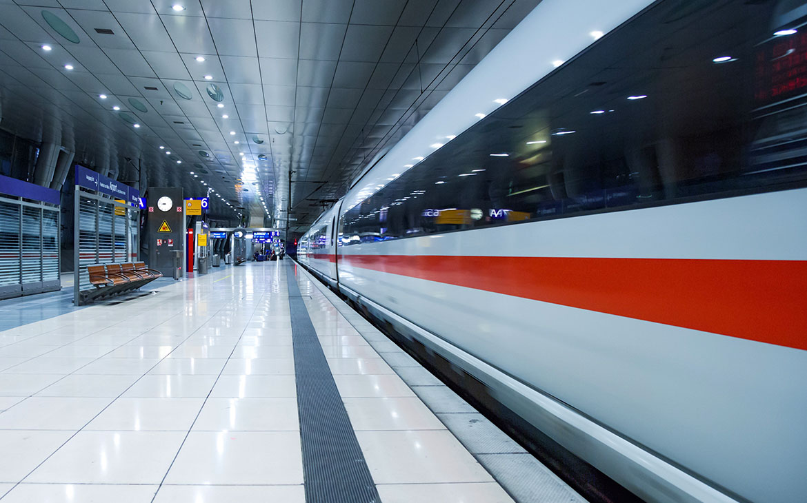 Fire protection and evacuation security in the public transport sector.
